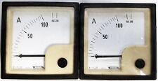 Weigel Schalttafeleinbau-Instrument EQ72K, 2 Stück S1027.12
