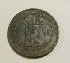 Netherlands East Indies 1912 1 Cent coin
