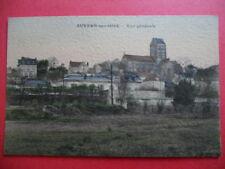 AUVERS-sur-OISE  :  Le Village.