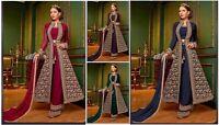 Designer Bollywood party wear Salwar Kameez Indian Anarkali Salwar Suit Dress KB