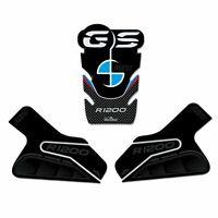 Kit 2 Stickers GS R/ésine 3D pour BMW R 1200-1250 GS ADV 2014-2018 AD-GSADV2 bleu