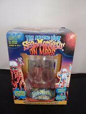 The Amazing Live Sea-Monkeys On Mars - Just Add Water Nib Toy Gift Rare