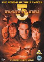 BABYLON 5 LEGEND OF THE RANGERS - 2005 DYLAN NEAL? ANDREAS KATSULAS NEW UK DVD