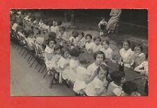 Fotografía Antigua - Grupo de Niños (K1401)