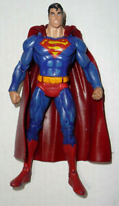 Mattel DC Super Heroes 2006 Superman J2012 Figure ONLY