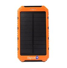 Digivolt Bateria Externa Solar Power Bank 6000mAh Doble Puerto USB
