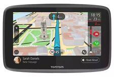 """TomTom GO 6200 GPS 6"""" SatNav GPS LIFETIME FULL EUROPE MAPS UPDATES WiFi TRAFFIC"""