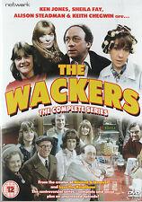 KEN JONES: THE WACKERS Complete Series * NEW & SEALED *  Region 2