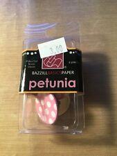 25mm Polka Dot Brads - Petunia- Bazzill Basics Paper