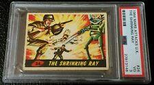 1964 Mars Attacks UK #24 PSA 3 The Shrinking Ray A&BC 1962 Topps abc Alien Rare