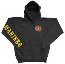Big and tall sweatshirt for men USMC us Marines sweatshirt hoodie marine corps