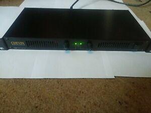 Chevin Research A500 1u 700W Legendary UK Lightweight Digital Power Amplifier
