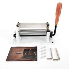 Leather Peeling Machine Skiver Peeler Splitter Shovel Skin Skiving Paring DIY