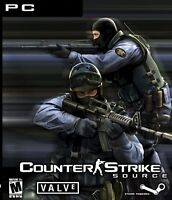 Counter-Strike Source: STEAM PC CD KEY Code CSS CS Counterstrike SOFORT per MAIL