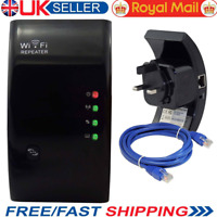 Wireless WiFi Repeater Signal Booster Extender Router Internet Long Range FZ