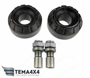 Front strut spacers 30mm for Nissan ALMERA MICRA NOTE MARCH VERSA NOTE