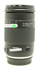 Tamron 18-400mm F3.5/6.3 DII VC HLD Lens for Canon (Boxed SH34714)