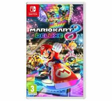 Mario Kart 8 Deluxe Nintendo Switch Game Consoles Connected Local Wireless Play