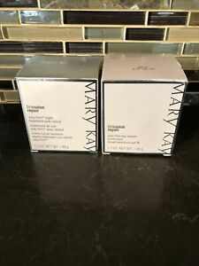 Mary Kay TimeWise Repair Volu-Firm Night Treatment and day cream sunscreen broad