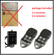 Gliderol Compatible Garage Door Remote Upgrade Kit Glidermatic Deluxe Motors