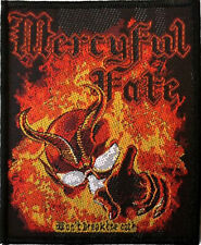 Mercyful Fate - Don't Break The Oath Patch 8cm x 10cm