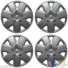 "16"" Wheel Covers Hub Caps 16 Inch Wheel Trims Trim Set Of 4 ABS Plastic Trim"