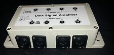 8 way DMX splitter amplifier UK stock