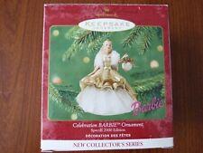Hallmark Keepsake Ornament - Celebration Barbie Special 2000 Edition Nib