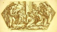 Jesus Der Messias Heilige Drei Könige Bibel Nicolas -käppchen 1649 Ap Raphael
