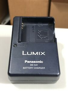 Panasonic Lumix Camera Battery Charger DE-A41B