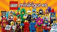 Lego 71021 Collectible Minifigure Series 18: Complete 17 Minifigures - New