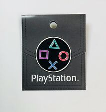 PAX West PlayStation Symbols Logo Exclusive Pin Pinny Naughty Dog Sony PS4