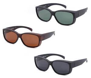 Sonnenbrille Überbrille Brille Polarisierte Polarex Pilotenbrille Bikerbrille