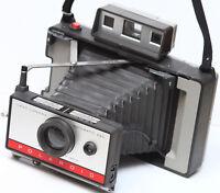 Vintage Polaroid 220 Film Folding Camera Made in USA 1960s Fully Operational