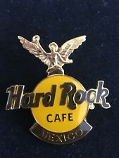 MEXICO ANGEL STATUE LOGO HARD ROCK CAFE PIN