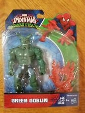 Marvel Ultimate Spider-Man Sinister 6 Green Goblin Action Figure Free Shipping!