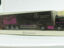 Wiking Mercedes Sattelzug Mercedes Nutzfahrzeuge B6 600 0061 OVP (U3786)