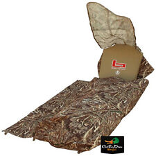 NEW BANDED GEAR KEYHOLE LAYOUT GROUND HUNTING BLIND MAX-5 CAMO DUCK GOOSE DECOYS