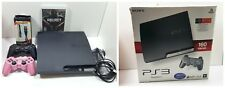 PlayStation 3 Slim 160GB w/ Call of Duty Black Ops, 2 Controllers CECH-2501A