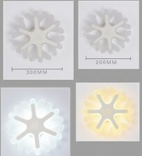 LED Wall Light Up Down Snow Indoor Outdoor Room Sconce Decor Lamp Bedroom Hotel