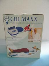 Chi-Maxx-Massagegeraet Schwingmassage inkl.Drehscheibe Chimaschine Wellnessger.