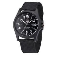 Male Fashion Sport Military Wristwatches Analog Quartz DateArmy Wrist Watch