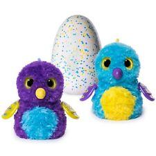Hatchimals Glittering Garden Glitter Draggles Interactive Hatching Egg DENTED BO
