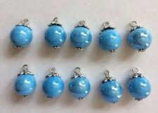 Ceramic Round 12 - 12.9 mm Size Jewellery Beads