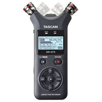 Tascam DR-07X Stereo Audio-Recorder mit Interface-Funktion