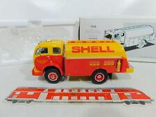 Ca98-2 # First Gear 1:3 4 19-2064 Oldtimer-Tankwagen Blancheur 3000 1953 Shell