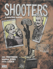 Shooters: A Graphic Novel by Trautman, Jerwa & Lieber 2012 HC DC Vertigo OOP