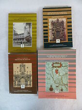 4 Books on the Historical Architecture of Mexico De Arquitectura De Mexico