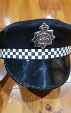 Adult Police Officer Cap Hat Party Hat Costume Accessories Fancy Dress Up