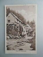Ansichtskarte Mühle im Schwarzwald  (Nr.629)